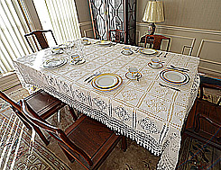 Pleasing Tablecloths Many Styles To Choose From Download Free Architecture Designs Terchretrmadebymaigaardcom